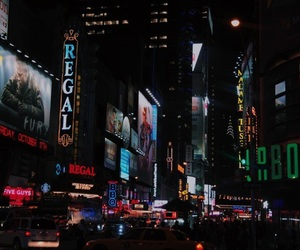 ney york and times square image