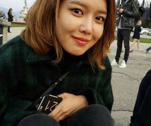 girls generation, sooyoung, and girlgroups image