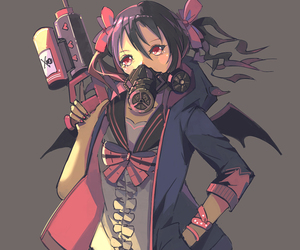 love live and nico yazawa image