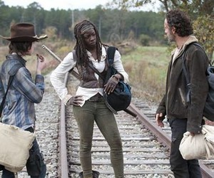 chocolate, walkers, and the walking dead image