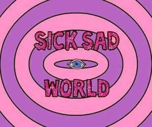 Daria, sad, and sick image