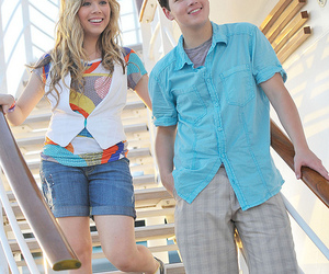 nathan kress and jennette mccurdy image