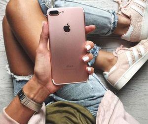 apple, fashion, and love image