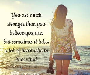 believe, Stronger, and heartache image