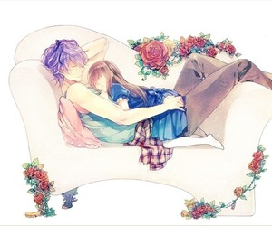 ib, garry, and rose image