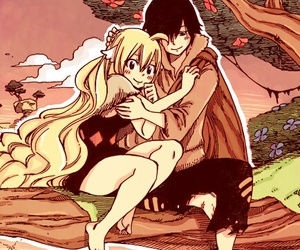 fairy tail, love, and zeref dragneel image