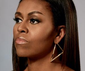 michelle obama and melanin image