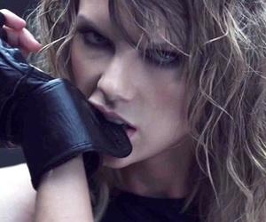 Taylor Swift, bad blood, and dark image