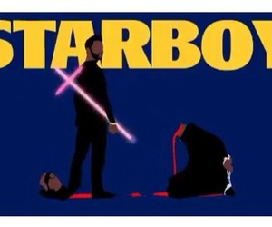 art, cross, and starboy image