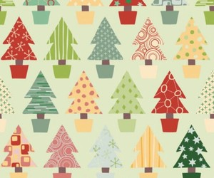 christmas, pattern, and background image
