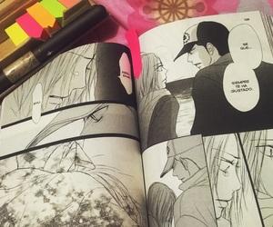 anime, book, and manga image