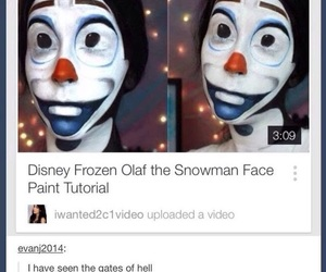 funny, frozen, and lol image