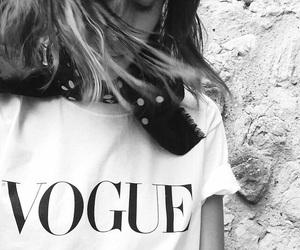 vogue, fashion, and girl image