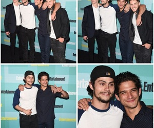 teen wolf, thomas sangster, and tyler posey image
