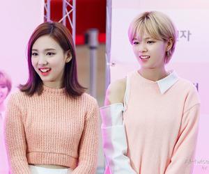 twice, yoo jeongyeon, and nayeon image