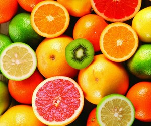 fruit, wallpaper, and orange image