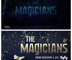 syfy and the magicians image