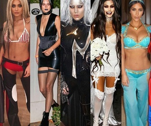 costumes, Halloween, and kylie jenner image