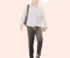 kpop, peachy, and Seventeen image
