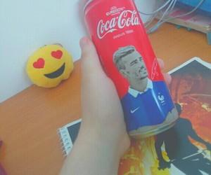 coca, griezmann, and euro2016 image
