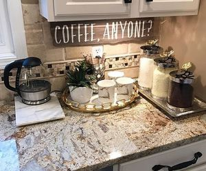 kitchen and coffee image