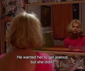 care, jealous, and teenage image