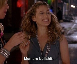 men, sex and the city, and quotes image