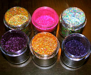 glitter, pink, and pretty image