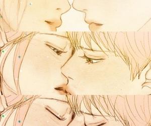 art, kiss, and salgoo image