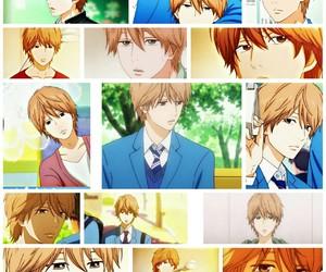 anime, suna, and handsome image