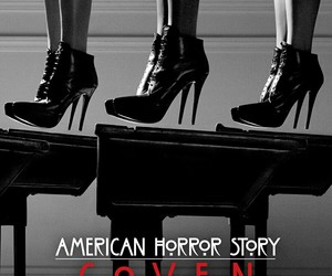 american horror story, coven, and ahs image
