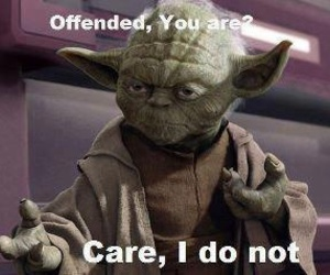 quotes and yoda image