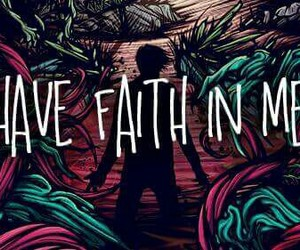 a day to remember, adtr, and faith image