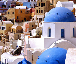 Greece, city, and Houses image