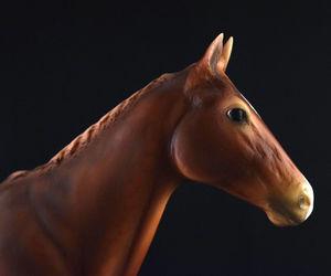 animals, breyer, and ebay image