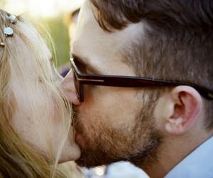 blake lively, kiss, and ryan reynolds image