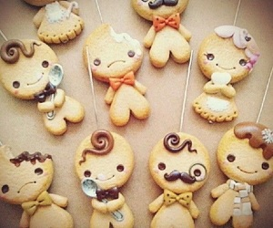 Cookies, food, and japanese image