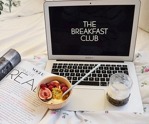 The Breakfast Club, breakfast, and vogue image