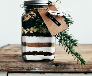 christmas, food, and cake image