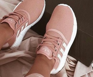 adidas, girly, and sporty image