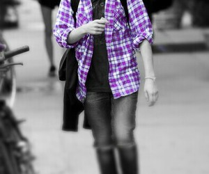 actress, ellen page, and style image