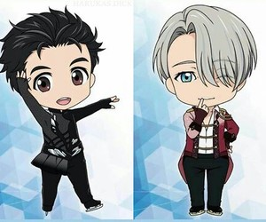 yuri!!! on ice image