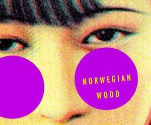 book, haruki murakami, and norwegian wood image