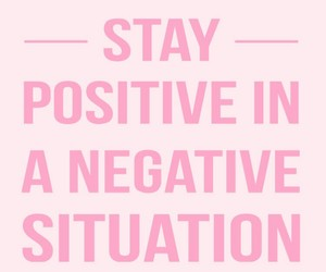 quote, positive, and pink image