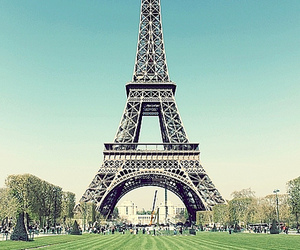eiffel tower, paris, and cute image