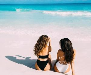 beach, goals, and beauty image