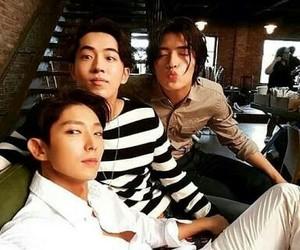 kdrama, lee joon gi, and nam joo hyuk image