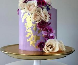 art, birthday, and cake image