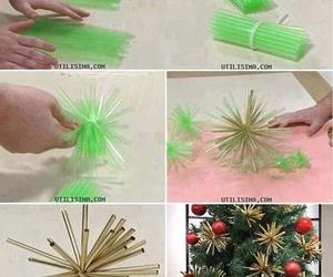 diy, christmas, and ideas image