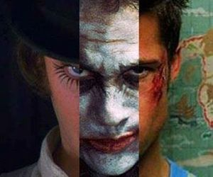 joker, fight club, and tyler durden image